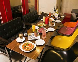 【ティーノコース】ティーノを楽しむ3hコース話題のワッフルチキンや厚焼きホットケーキ